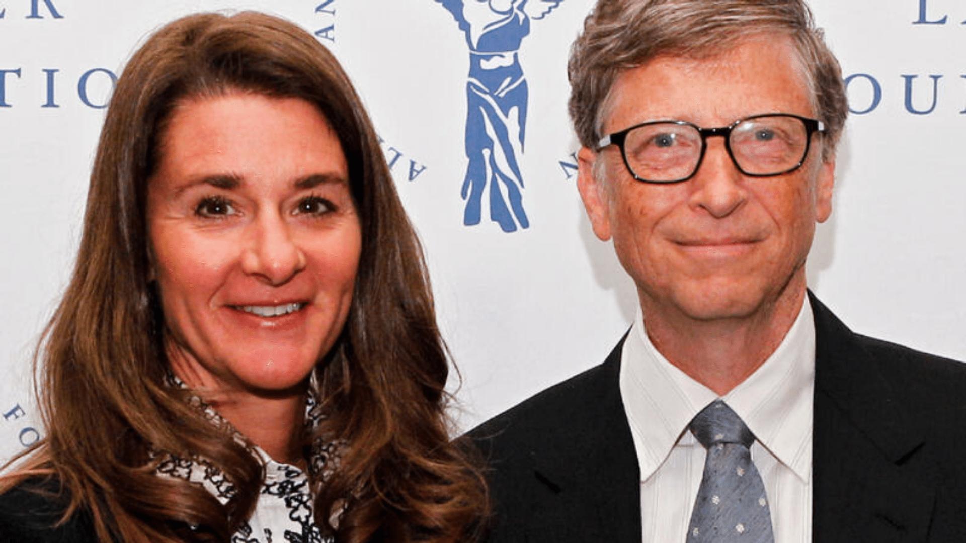 Bill Gates e Melinda anunciaram o divórcio após um longo relacionamento   Foto: Reprodução