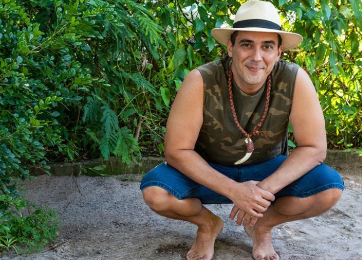 No Limite: André Marques é picado por inseto venenoso e está em observação