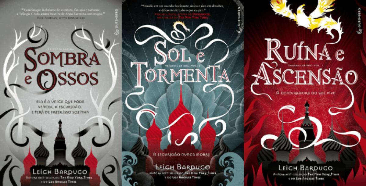 Tudo sobre os livros que deram origem à série 'Sombra e Ossos'