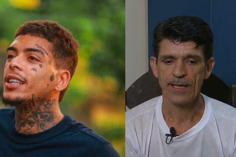Veja a entrevista em que o pai do Mc Kevin afirma que o filho sofreu uma emboscada