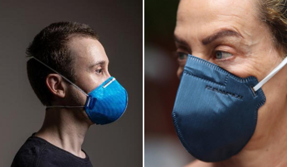 Máscaras PFF2 são mais eficazes contra a Covid-19; saiba mais