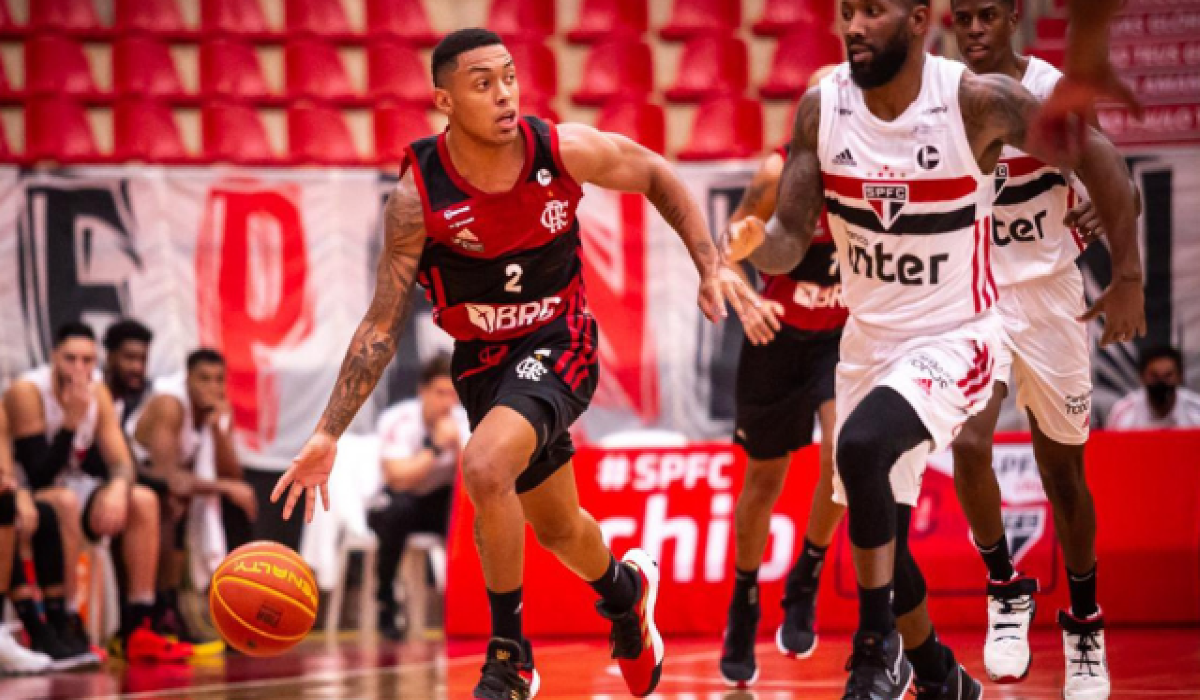 NBB: a prévia da final entre Flamengo e São Paulo
