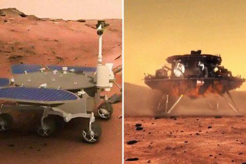 Confira mais sobre o astromóvel mandado para Marte para explorar o planeta