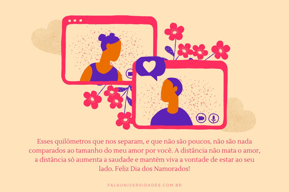 Frases de Dia dos Namorados.