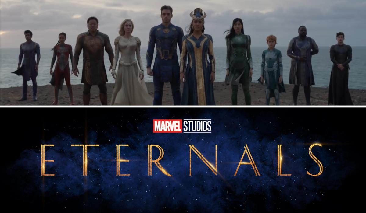 'Os Eternos': Marvel divulga primeiro teaser do filme; confira!
