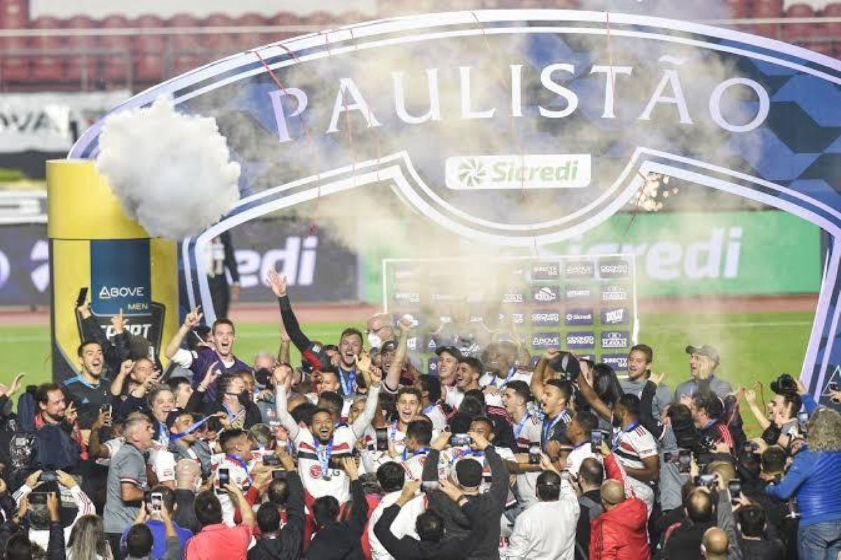 Paulistão: São Paulo é o Campeão Paulista de 2021!