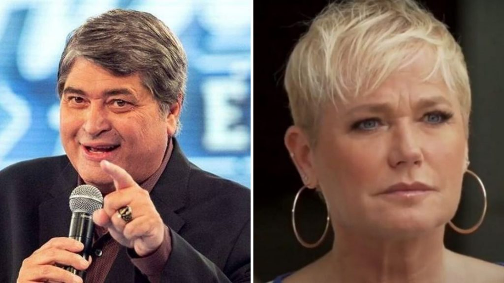 Datena perde processo após ofender a Xuxa.