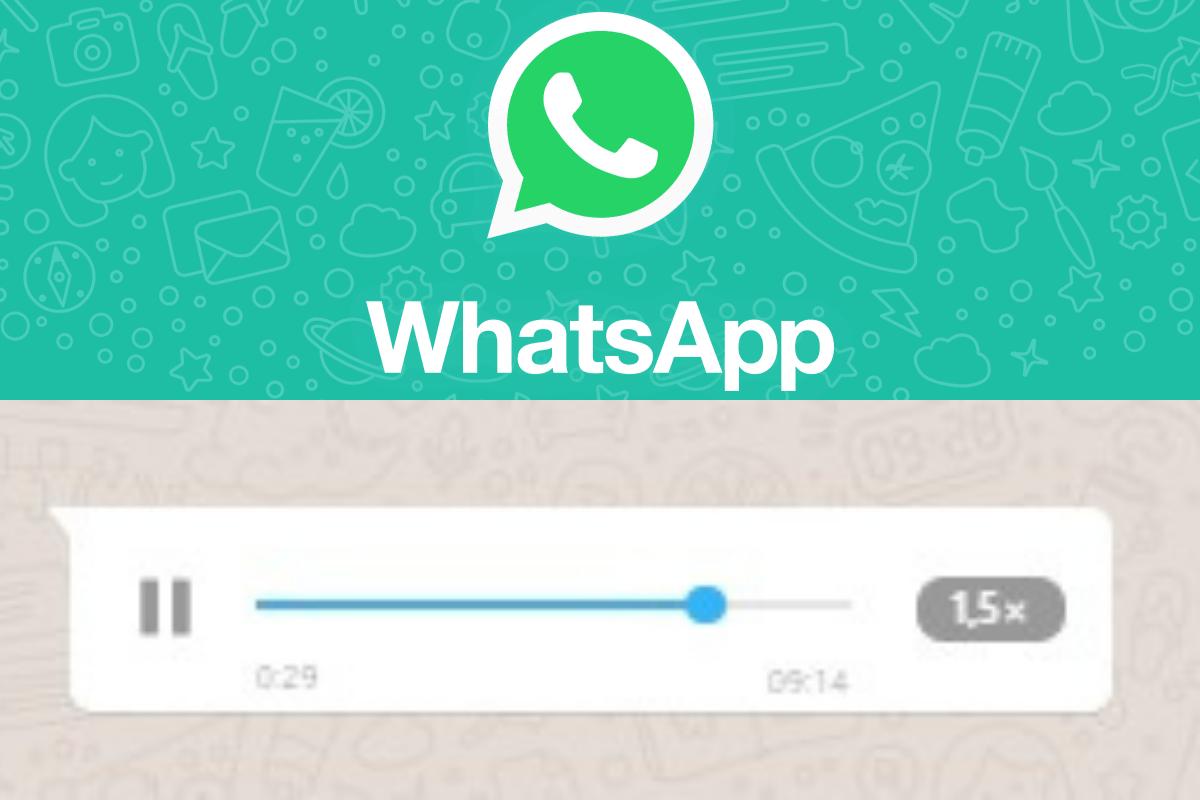 WhatsApp libera função para acelerar áudios no app; Saiba como funciona