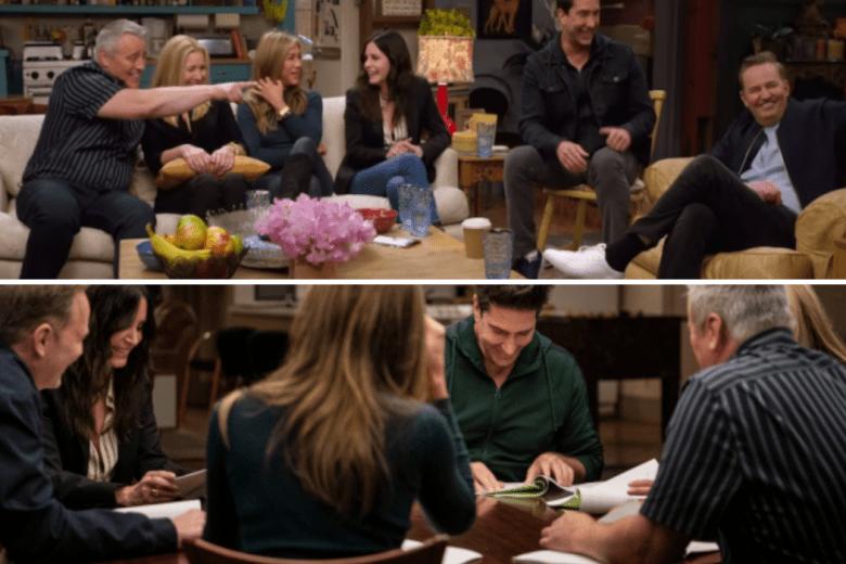 Friends Reunion críticas