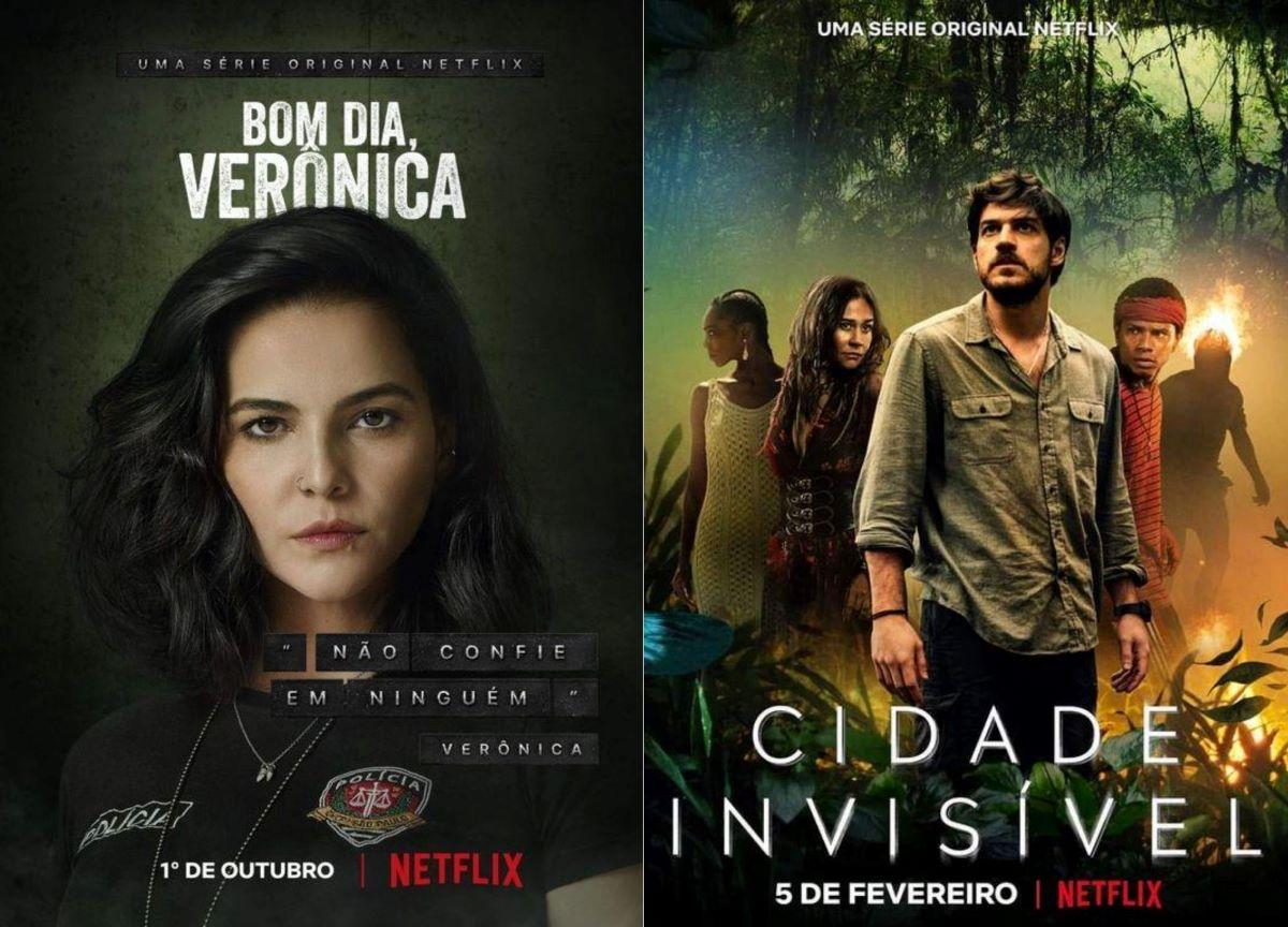 Veja 5 séries brasileiras disponíveis em plataformas de streaming