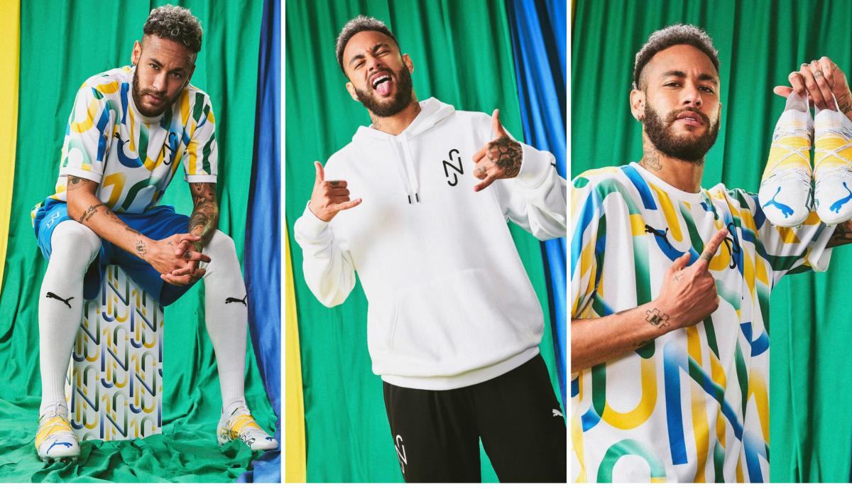 Neymar posta foto com chuteira da Puma em meio à polêmica com Nike