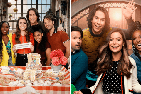 iCarly trailer revival