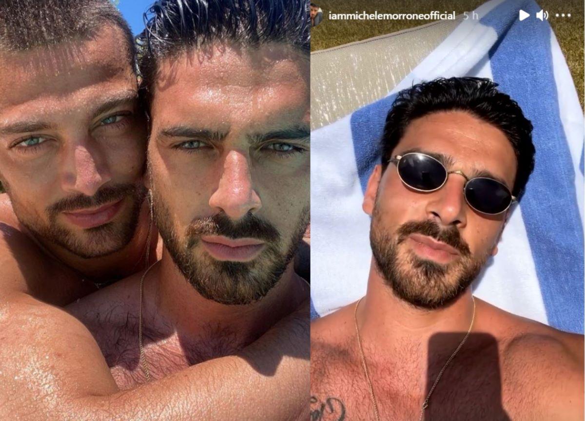 Michele Morrone rebate comentários após foto com ator de '365 Dni'