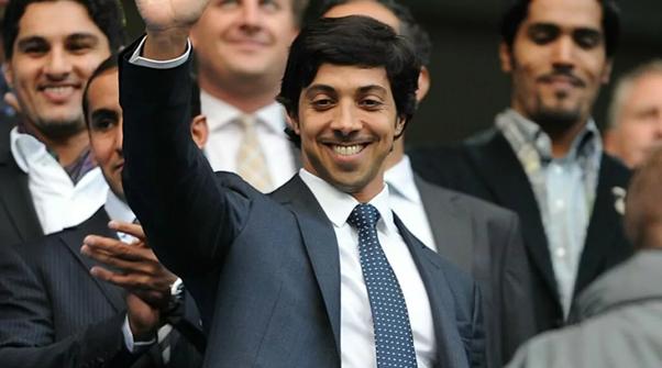 Dono do Manchester City