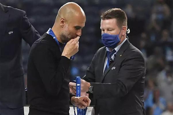 Manchester City Pep