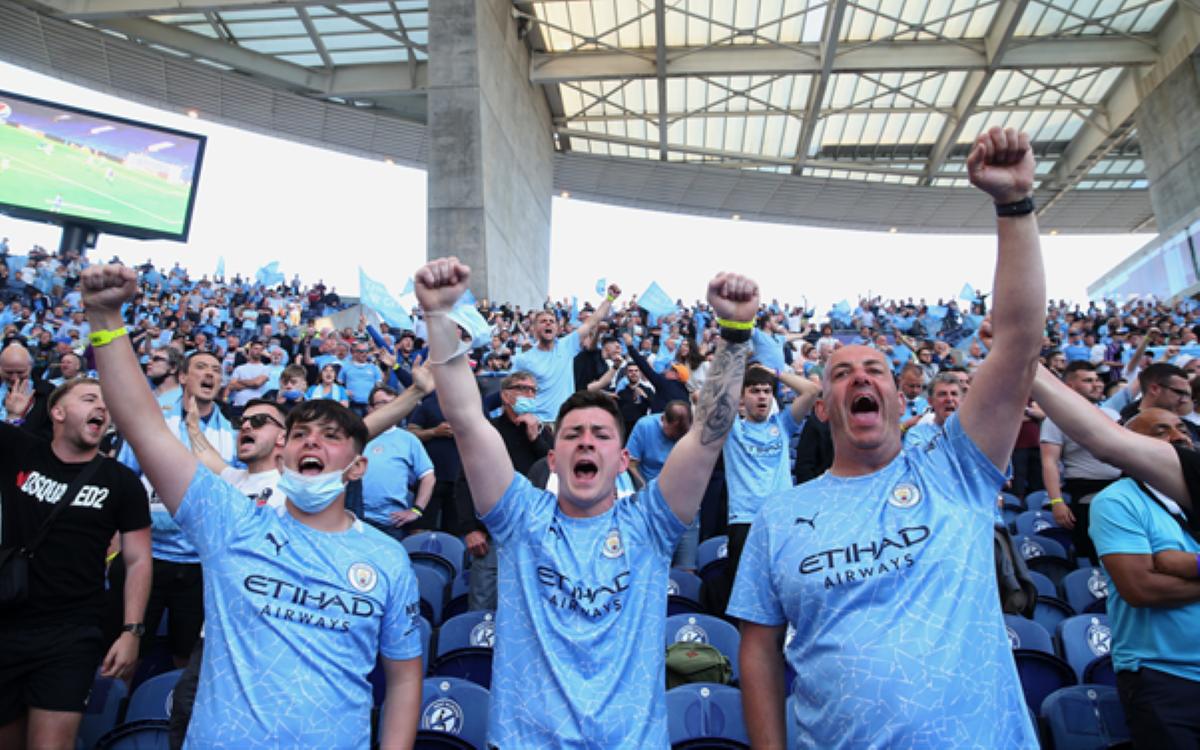 Manchester City: o sonho da Champions League continua