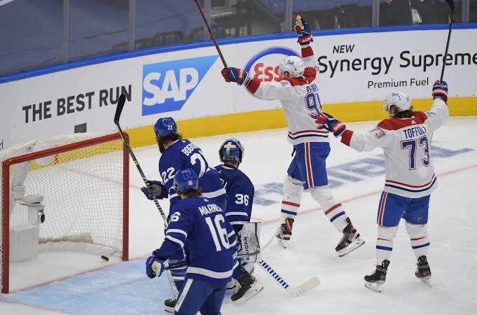 Leafs x Canadiens