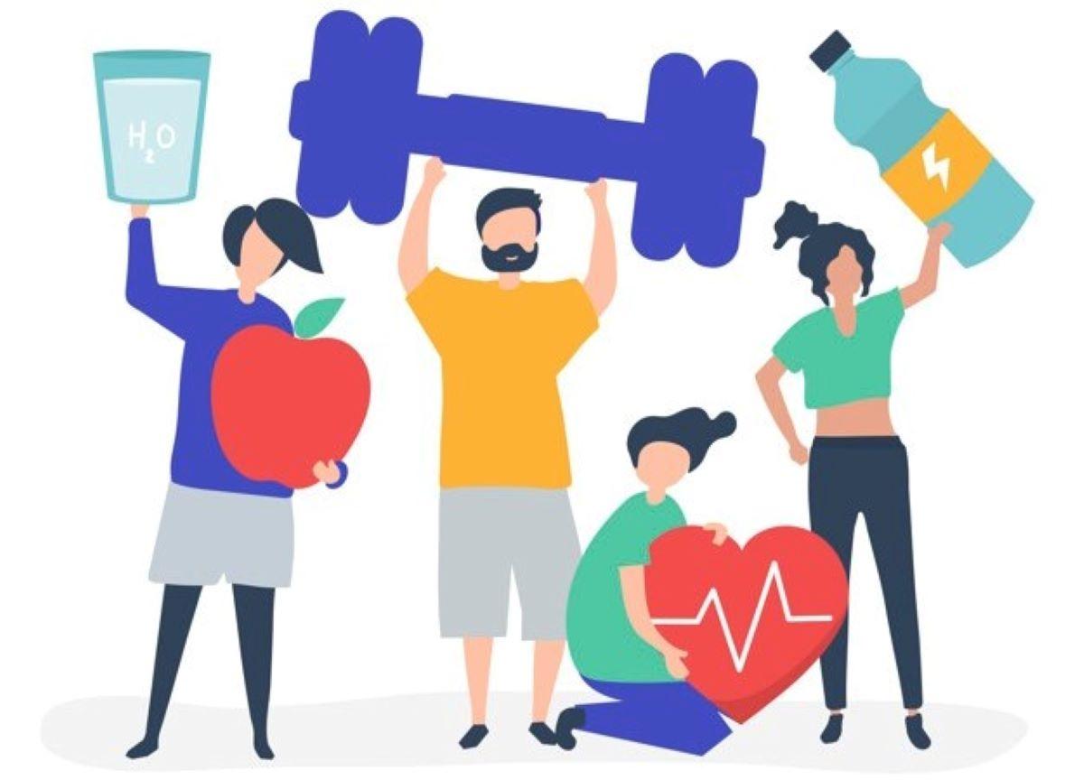 Conheça os benefícios de um estilo de vida saudável com exercícios