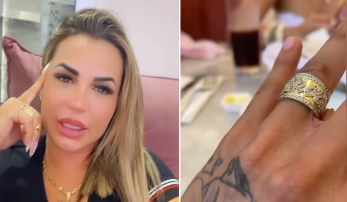 Deolane Bezerra, esposa de MC Kevin se pronuncia após críticas na web