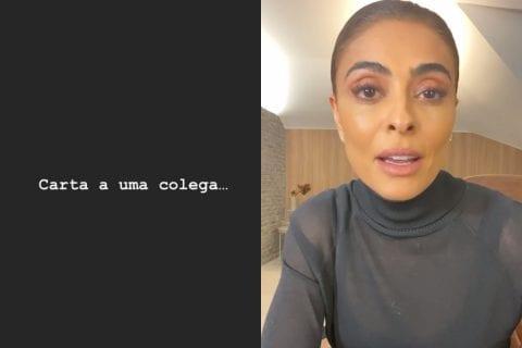 Saiba mais sobre o vídeo de Juliana Paes que viralizou