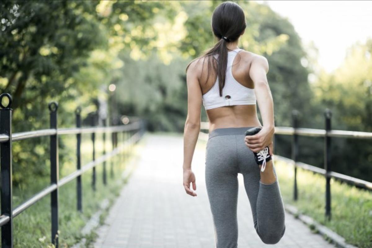 Os exercícios são a melhor maneira de emagrcer rápido, mas de maneira saudável.