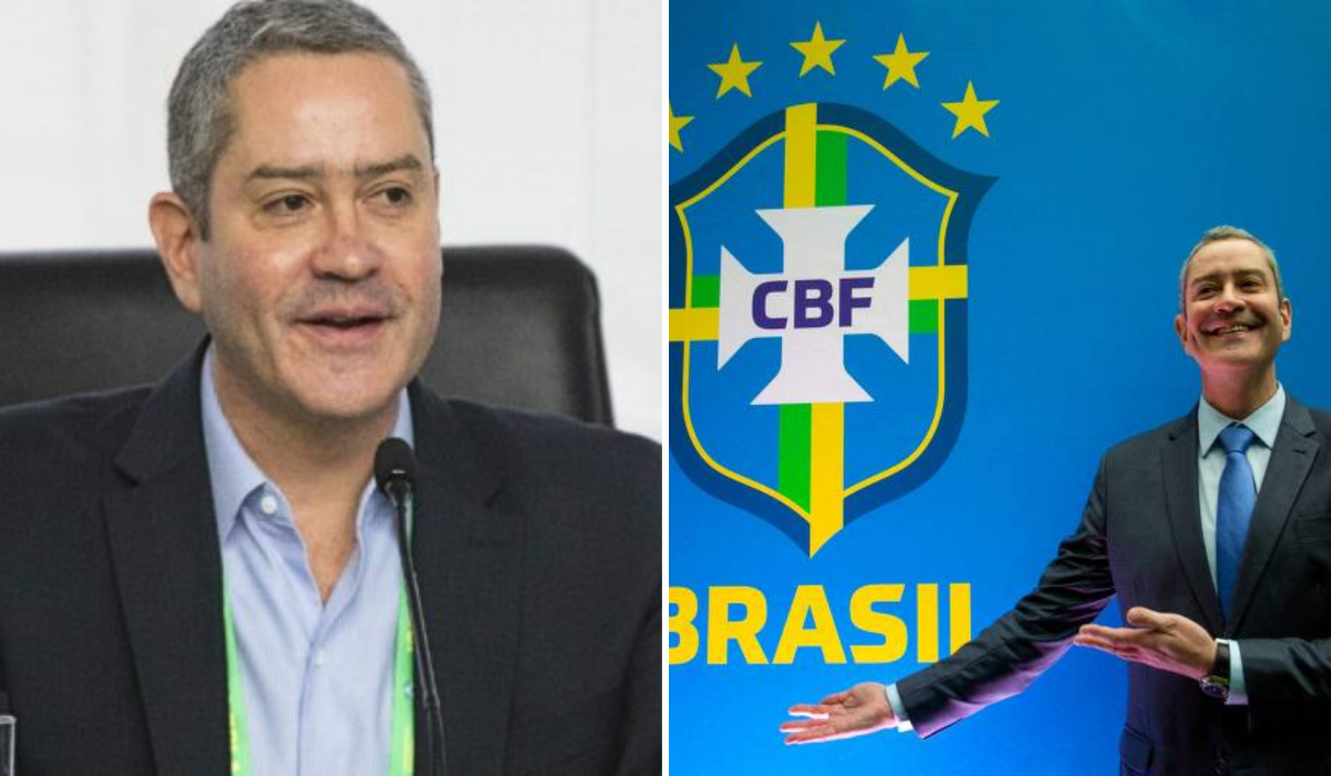 Assédio Sexual: Presidente da CBF é afastado após denúncia