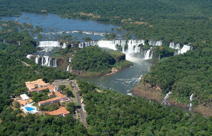 reservas naturais no Brasil