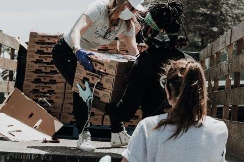 trabalhos voluntários