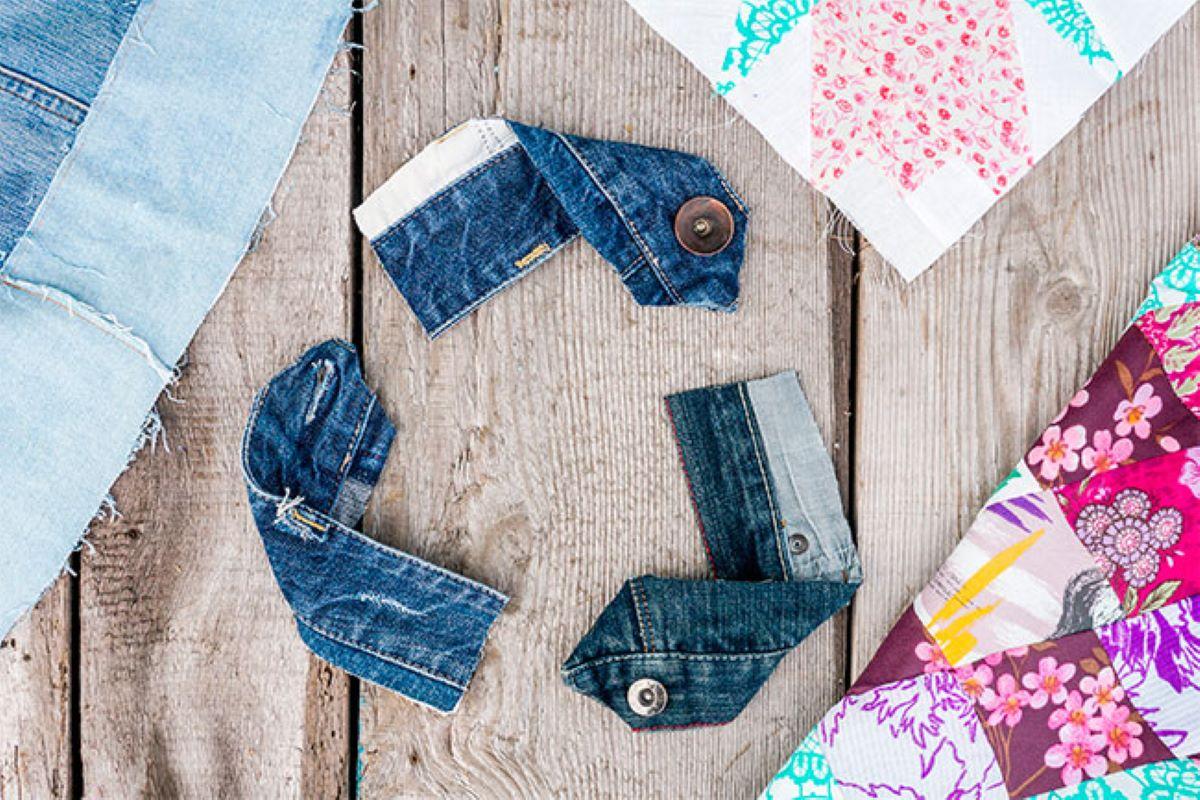 Conheça cinco formas de reutilizar roupas antigas