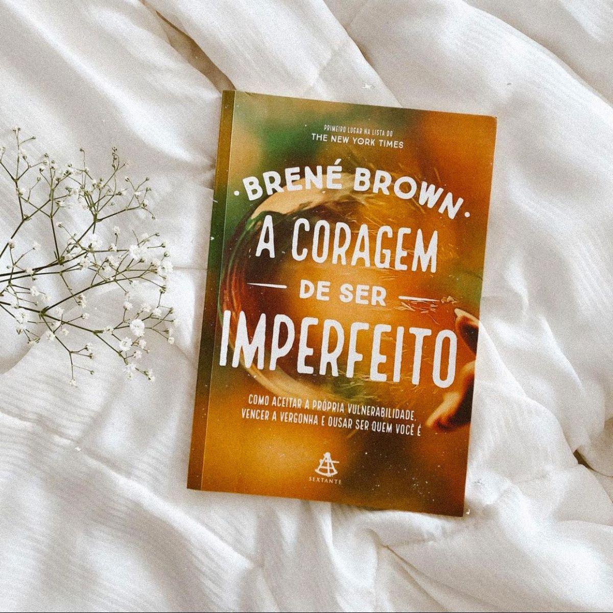 A coragem de ser imperfeito