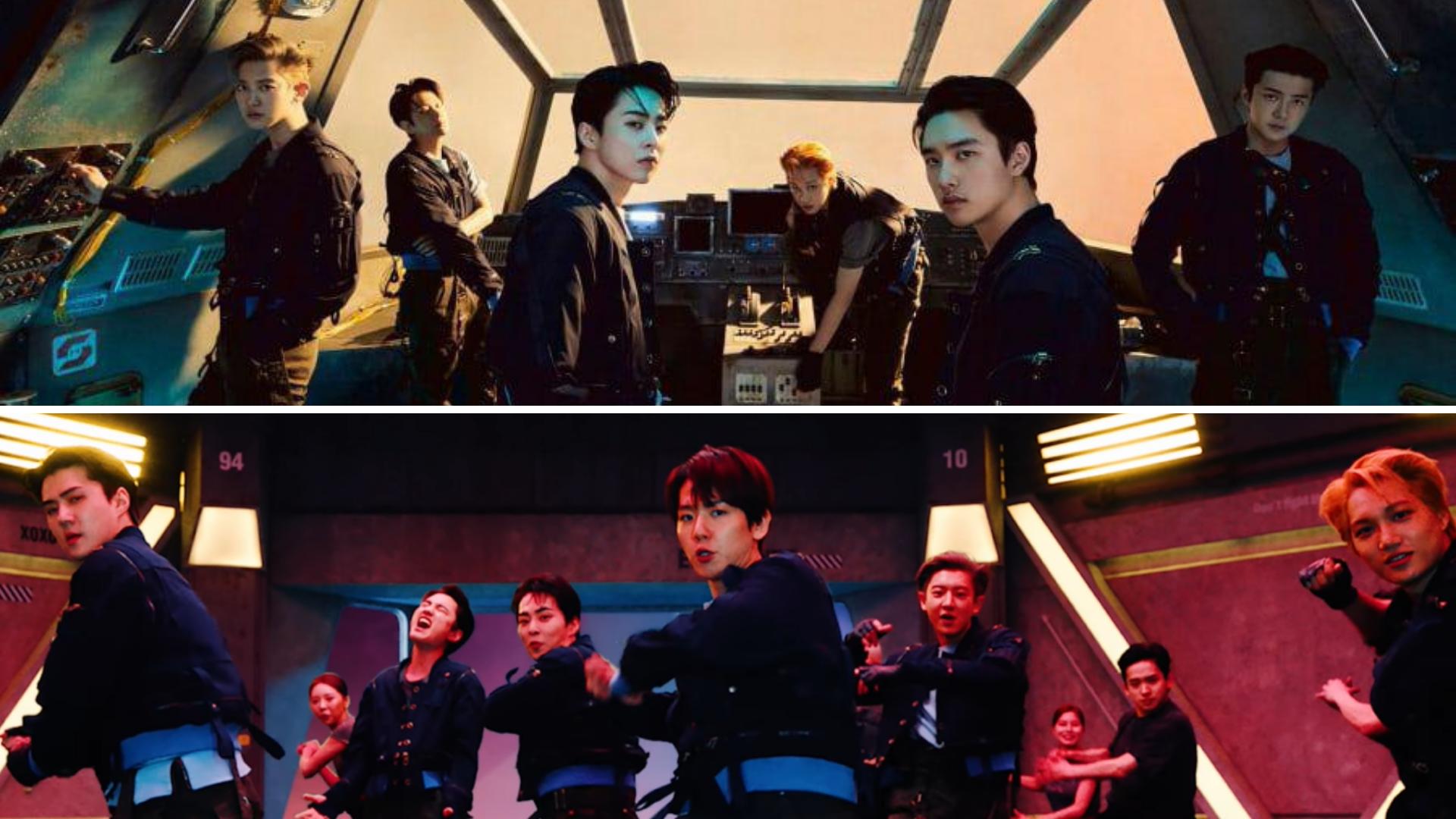 EXO K-pop