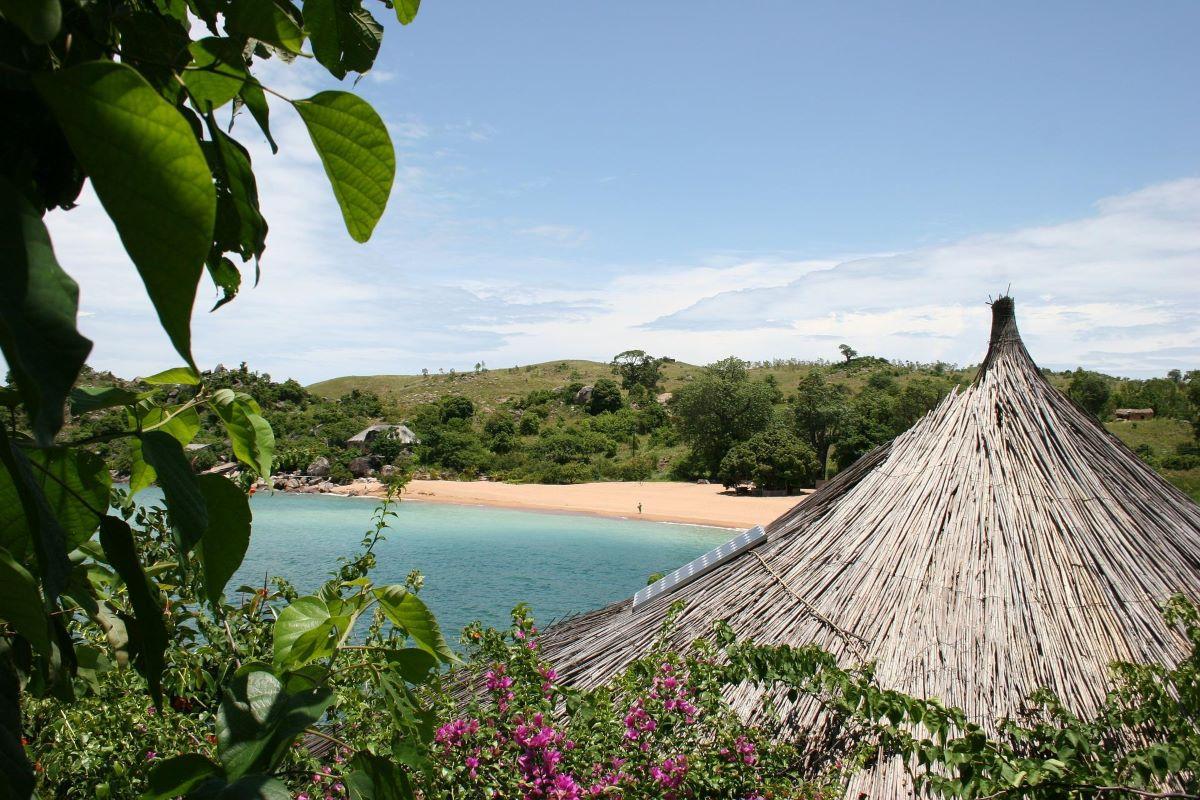 Malawi praias