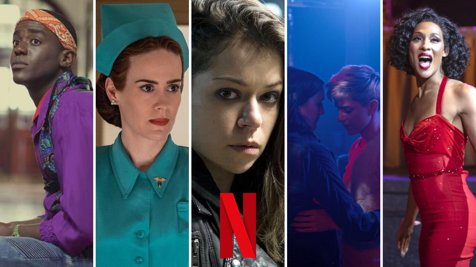 orgulho LGBT+ Netflix