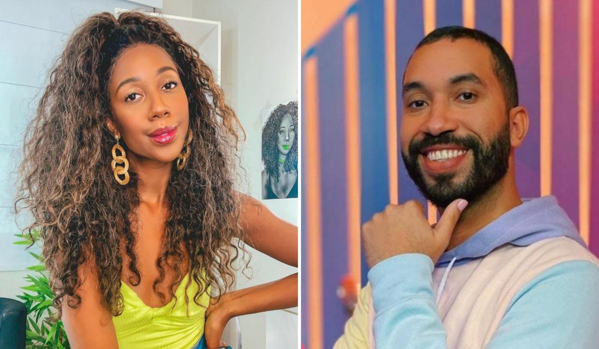 BBB21: Fãs de Gilberto atacam Camilla de Lucas e influencer responde
