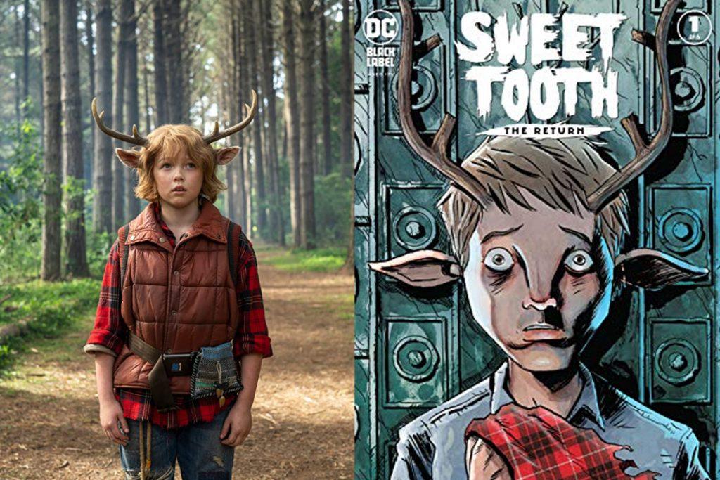 Entenda mais sobre a série Sweet Tooth, que foi produzida pelo Robert Downey Jr., o Homem de Ferro da Marvel.