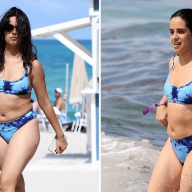 Camila Cabello body shaming