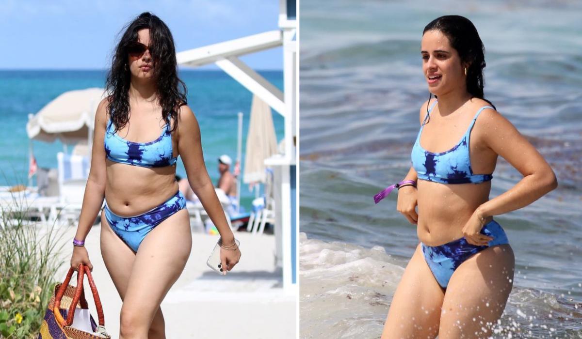 """Camila Cabello sofre """"body shaming"""" após ida à praia; entenda"""