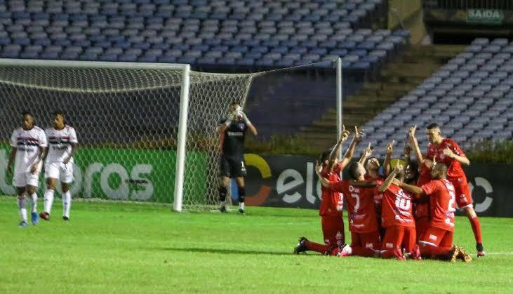 São Paulo goleada