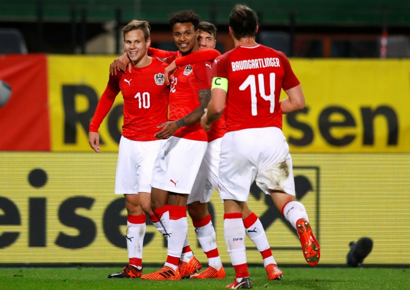 seleção austríaca