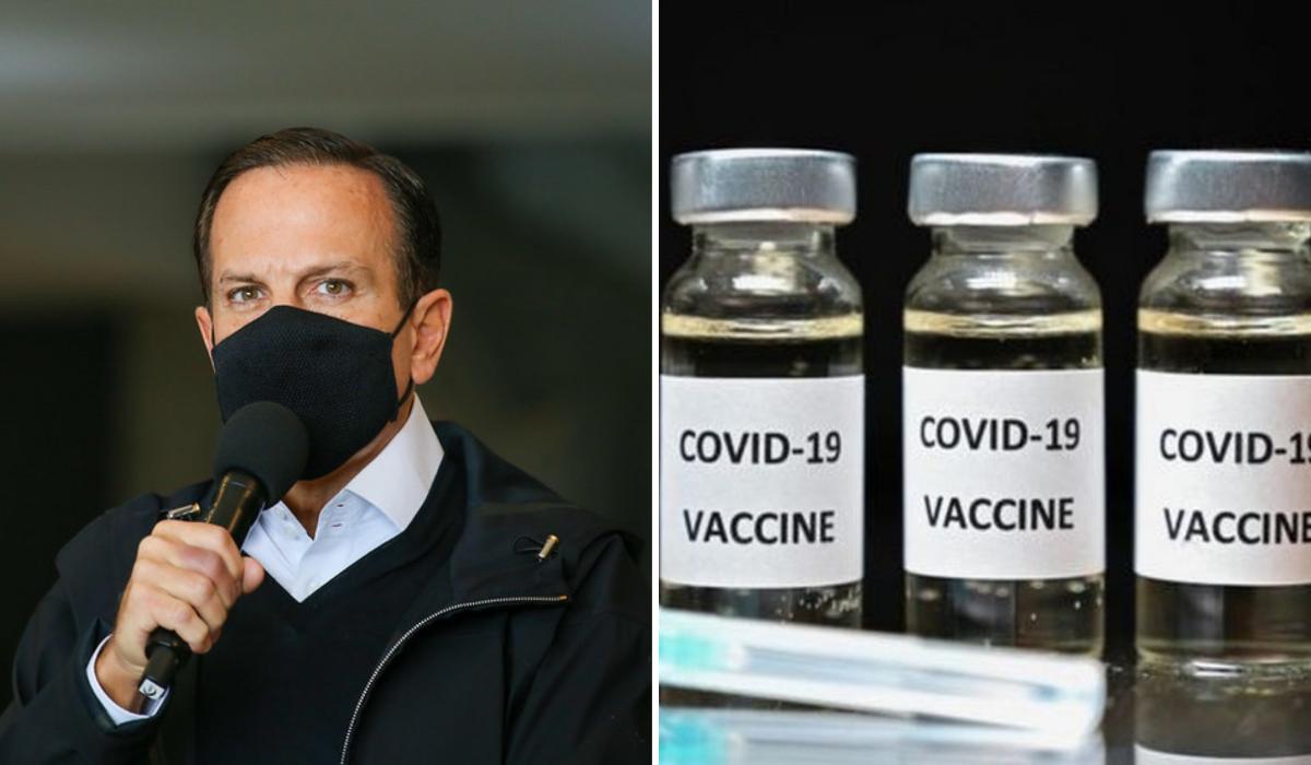 Covid-19: Governo de São Paulo antecipa calendário de vacinação