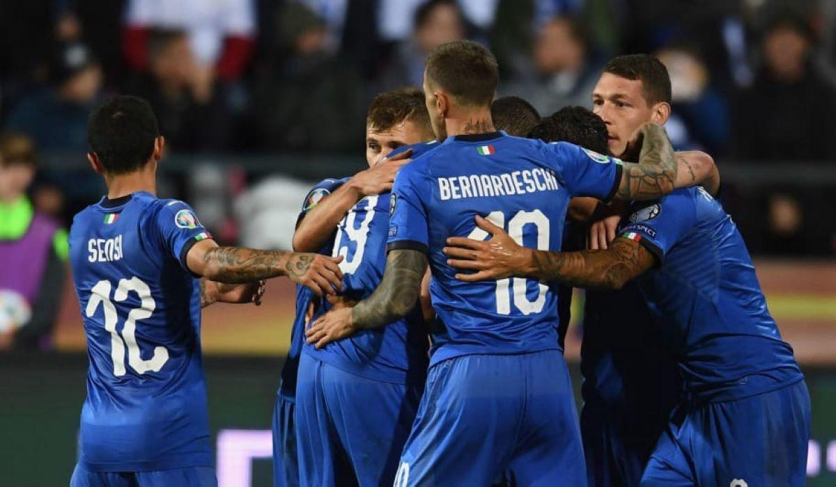 Conheça a história da Itália nas Eurocopas