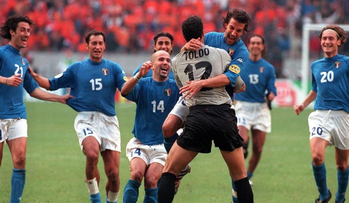 jogadores italianos