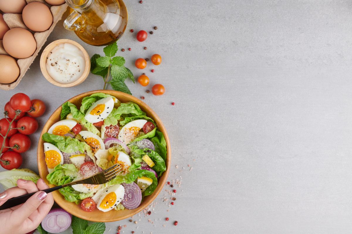 A dieta do ovo é uma das opções para quem deseja emagrecer até 10kg rápido.