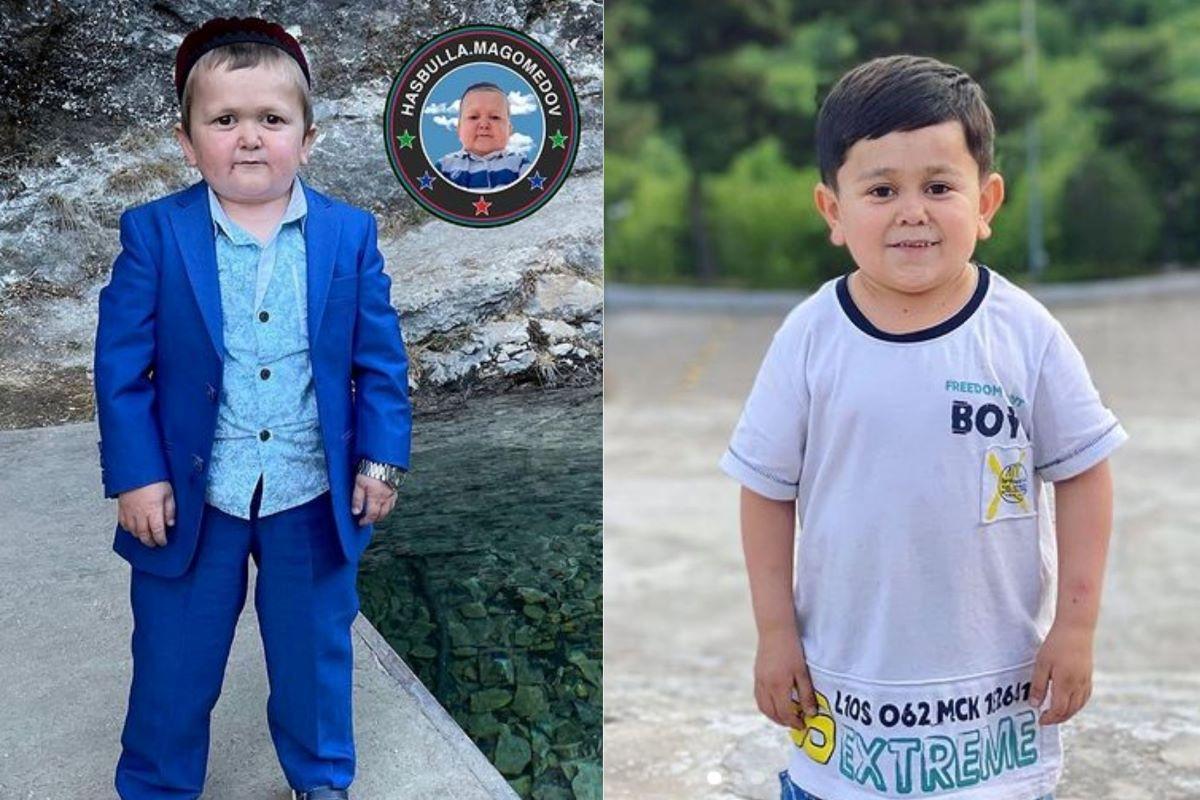 Bebês lutadores: Conheça Abdu Rozik e Hasbulla, febres no TikTok