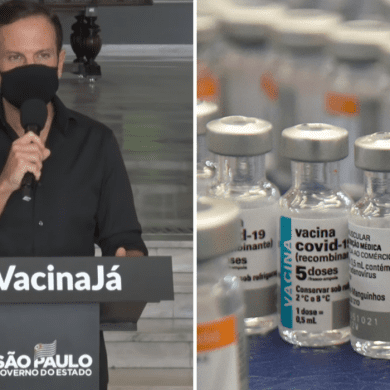 vacinação São Paulo