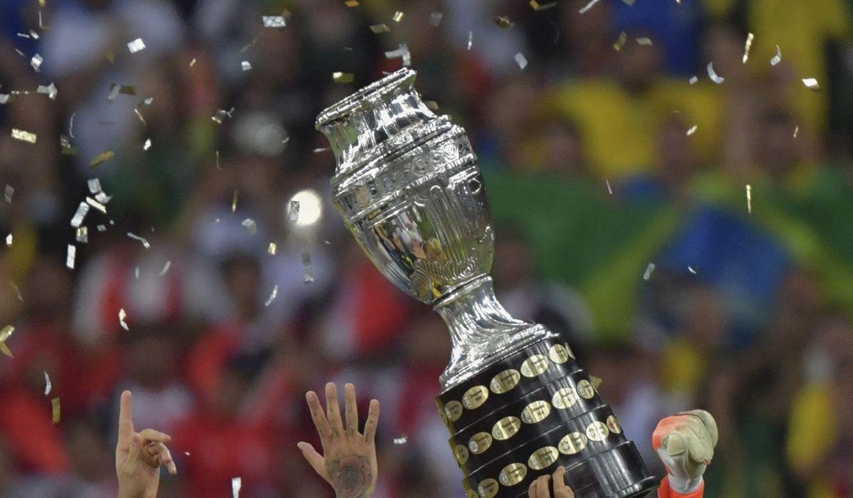 Copa América será realizada no Brasil?