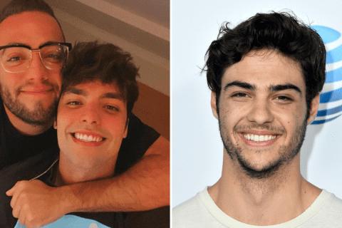 Lucas Rangel Noah Centineo