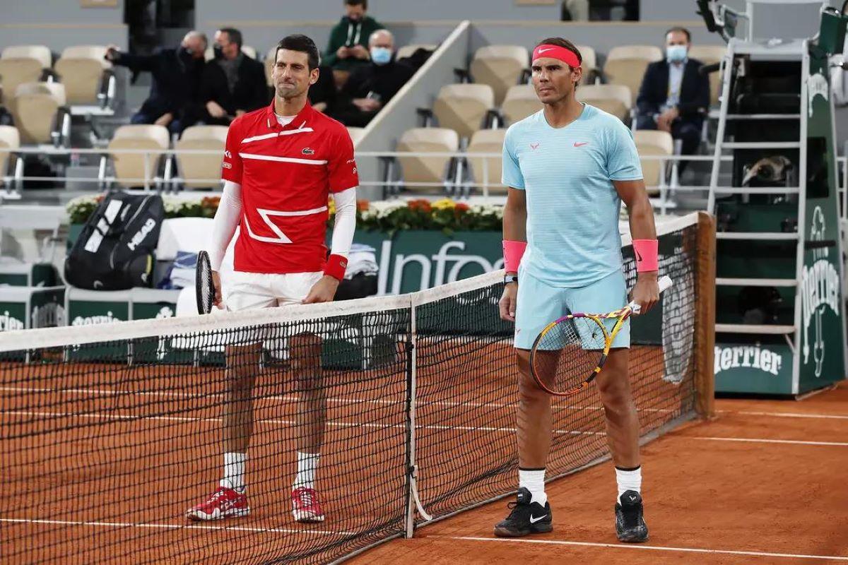 Djokovic e Nadal