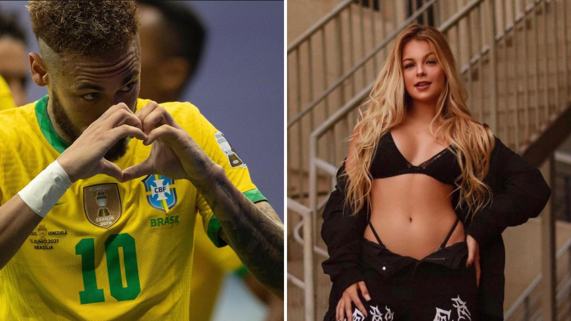 Jade Sales Neymar