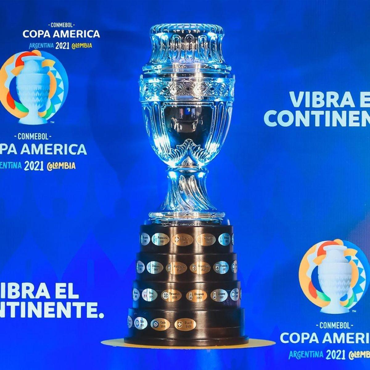 troféu Copa América